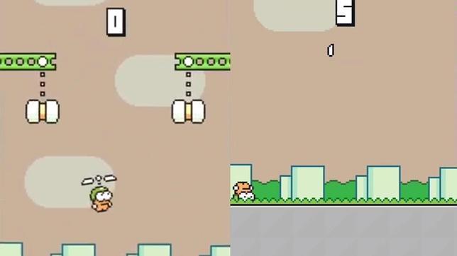 Swing Copters: el nuevo juego del creador del adictivo Flappy Bird