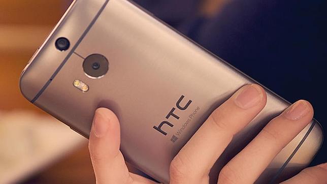 HTC presenta el HTC One (M8) con Windows Phone