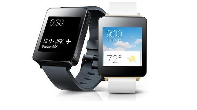 LG prepara su nuevo «smartwatch» G Watch 2 para otoño