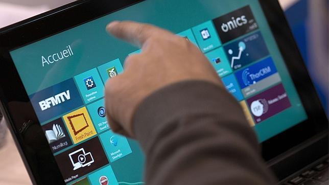 Windows 8 triplica en España sus ventas con respecto a Windows 7