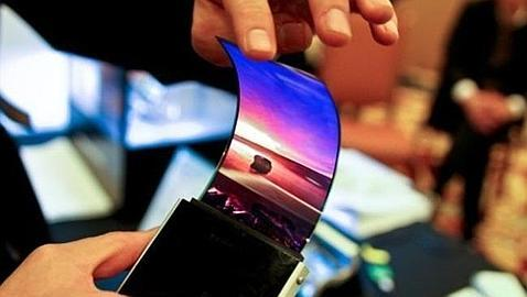 Samsung presentará un producto con pantalla plegable en 2015