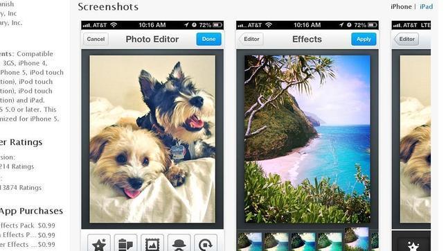 La «app» de Aviary para iOS logra más de dos millones de descargas en una semana