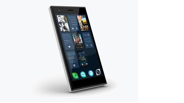 Jolla, nuevo rival de iPhone y Android, disponible «online» en Europa