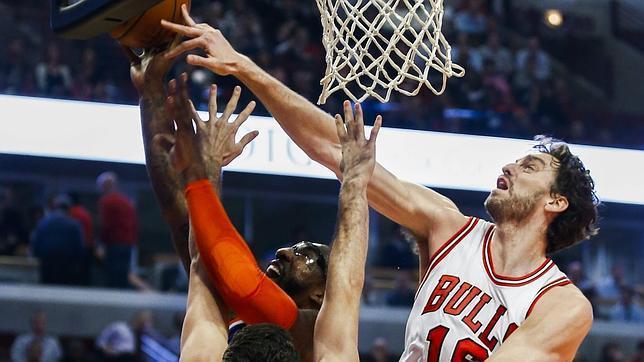 Los Bulls también pueden con los Knicks