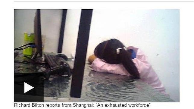 Denuncian nuevas irregularidades en las empresas chinas que fabrican los iPhone 6