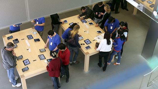 El Pentágono da el visto bueno a los dispositivos de Apple