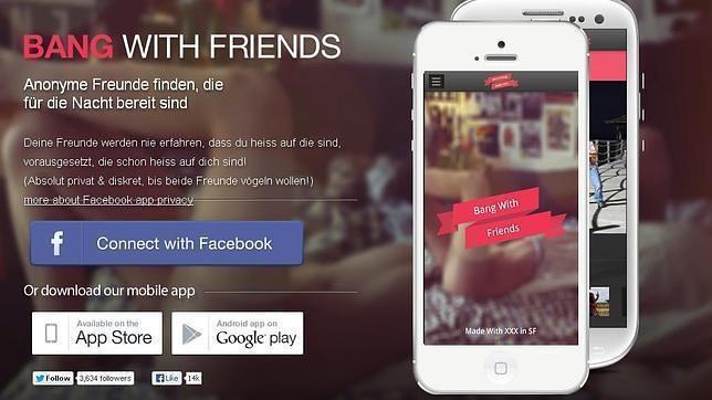 Apple retira la polémica aplicación «Bang With Friends» de App Store
