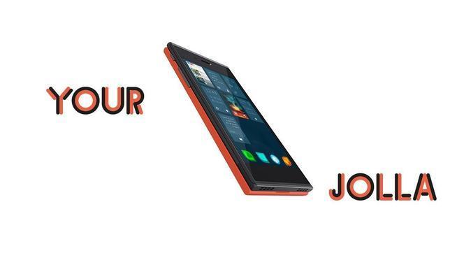 Exempleados de Nokia presentan Jolla, el primer móvil con Sailfish