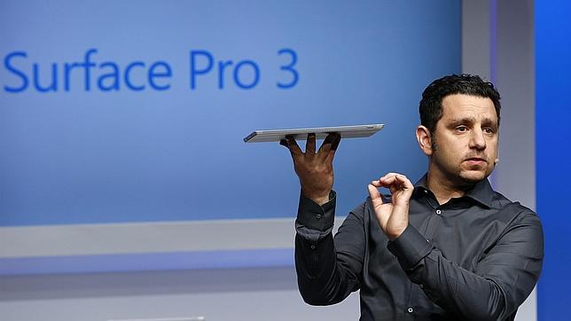 Microsoft anuncia la nueva Surface Pro 3, «la tableta que sustituirá al portátil»