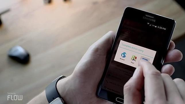 Llega «Flow», el rival de Samsung para «Apple Continuity»