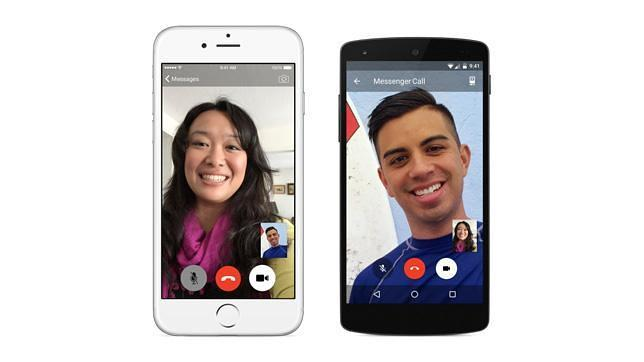 Facebook amplía las videollamadas gratis por Messenger a casi todos los países