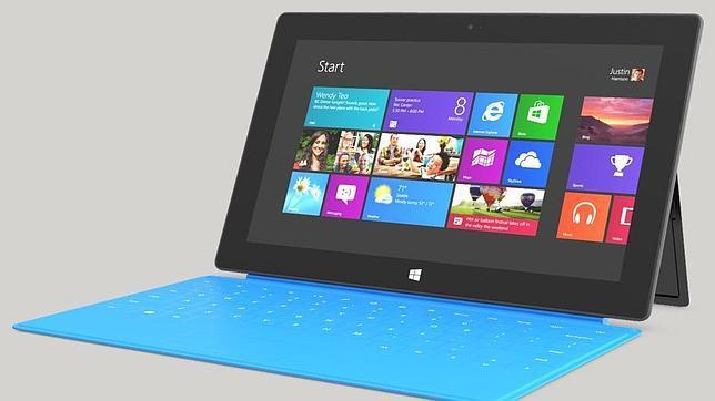 Microsoft quiere reflotar su Surface con un corazón nuevo