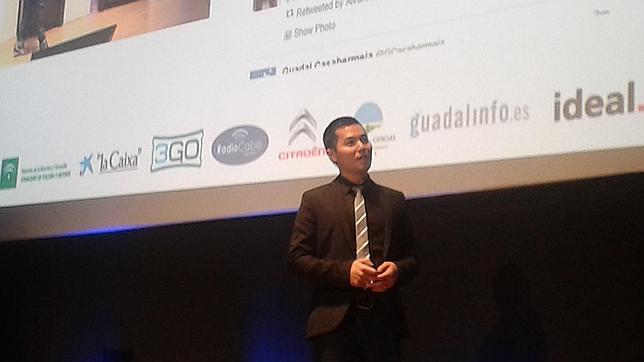 Tony Wang: «En Twitter podemos ver y oír el rugido de la multitud en los acontecimientos mundiales»