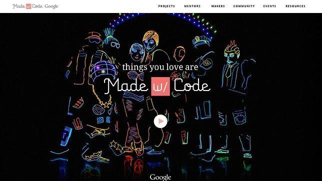 Google quiere que más mujeres aprendan a programar