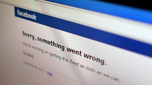 Facebook sufre durante 30 minutos un apagón a escala mundial