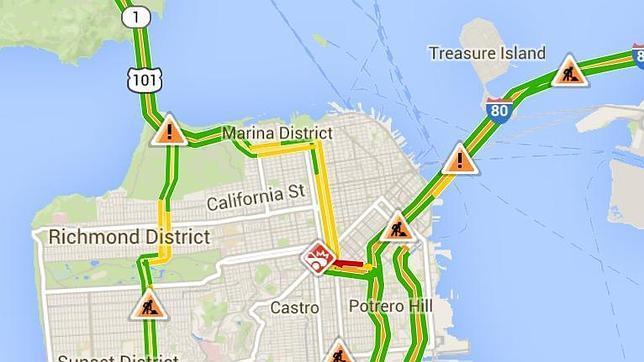 Google Maps ya incluye reportes de tráfico en tiempo real gracias a Waze