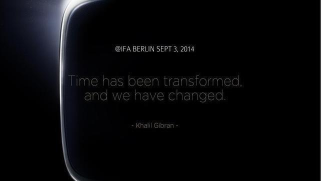 El «smartwatch» de Asus podría mostrarse en la feria IFA de Berlín