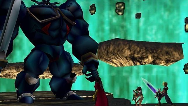 Final Fantasy VII se lanza en iPhone