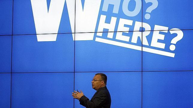 Stephen Elop recibirá 18,8 millones de euros por la venta de Nokia a Microsoft