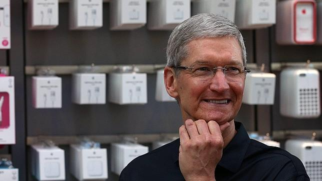 El CEO de Apple, Tim Cook se une a Twitter