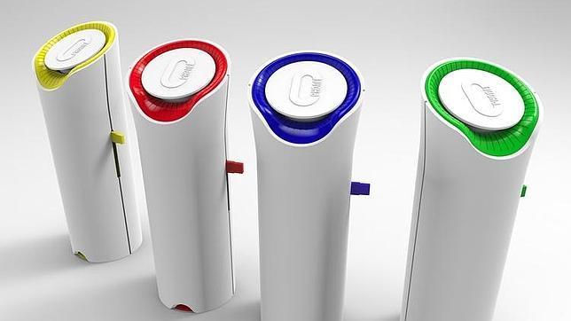 OPHONE, un teléfono para comunicar olores