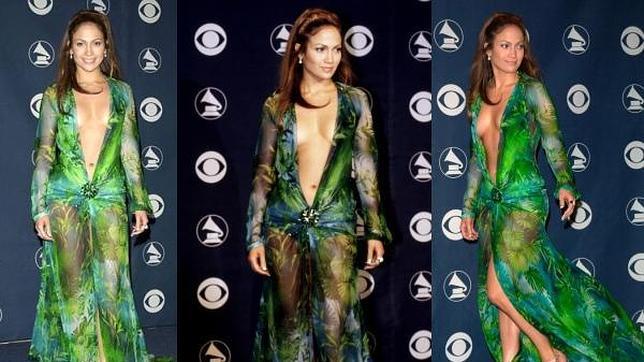El atrevido vestido de Jennifer López que dio origen al servicio «Google Imágenes»