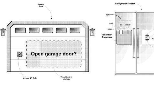Las Google Glass podrán controlar tu nevera o las puertas del garaje