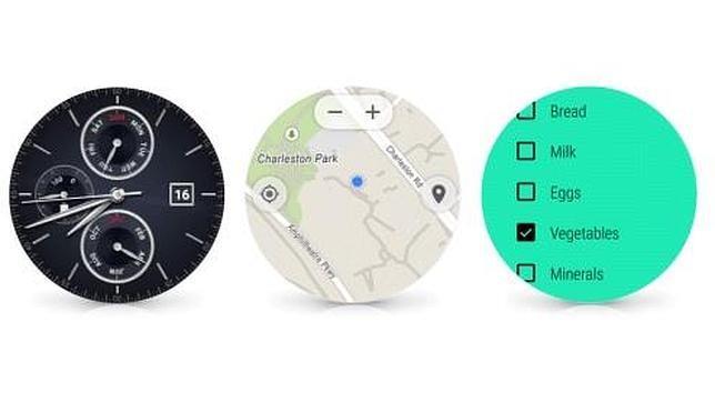 Android Wear introduce importantes mejoras para plantar cara al Apple Watch