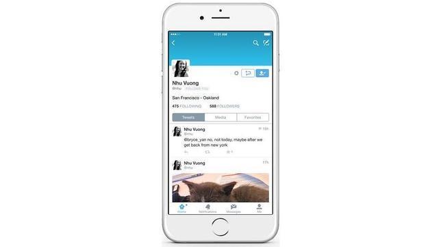 Twitter va a por WhatsApp y Messenger con los nuevos mensajes directos