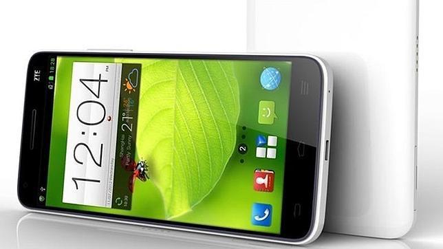 ZTE, cerca de ser el tercer mayor fabricante de «smartphones»