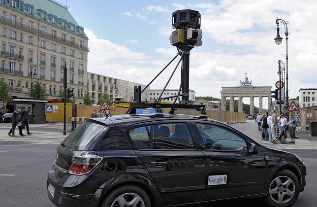 Google deberá borrar en 35 días los datos recogidos por los coches de Street View