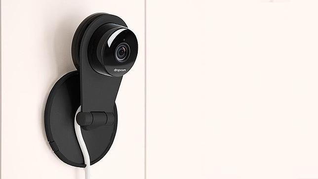Google compra las cámaras inteligentes para videovigilancia del hogar Dropcam