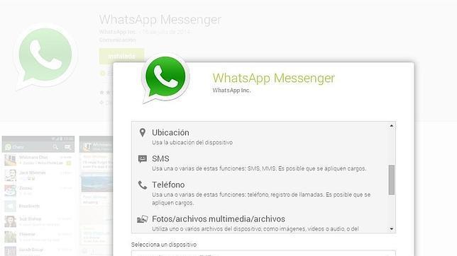 Las aplicaciones móviles leen tus mensajes y tu agenda gracias a que les das permiso