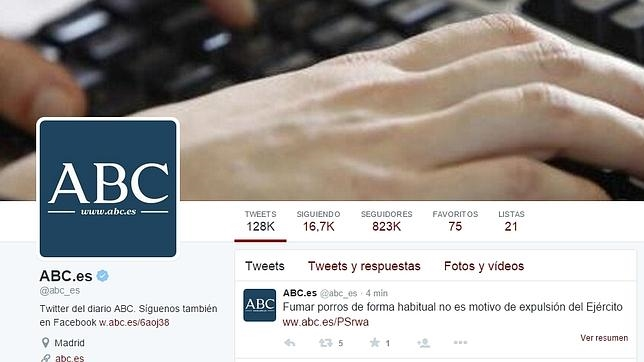 Twitter ha eliminado los fondos de los perfiles