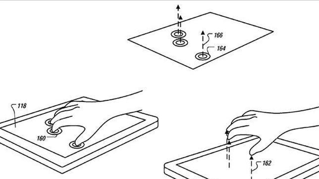 Apple patenta una interfaz gráfica para crear figuras en 3D