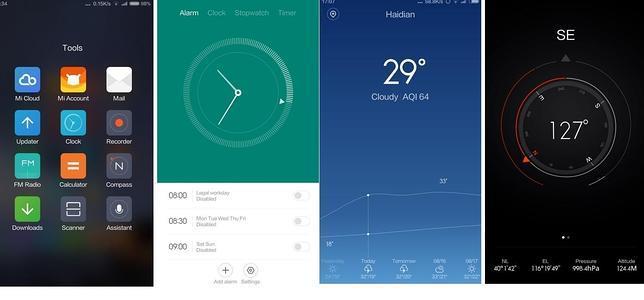 Xiaomi presenta su nueva interfaz MIUI 6