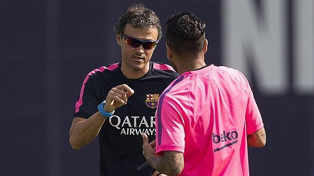 El Barça quiere mantener la línea ante el colista