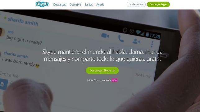 Skype sufre una caída del servicio a nivel mundial y deja sin videollamadas a miles de usuarios