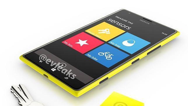 Se filtran características del Lumia 1520 un día antes del evento oficial de Nokia