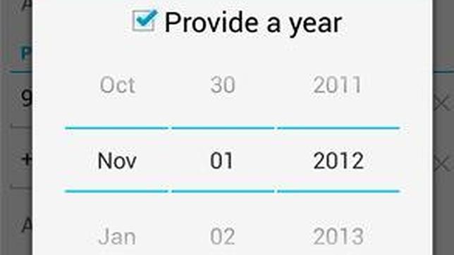 El mes de diciembre volverá pronto a Android 4.2