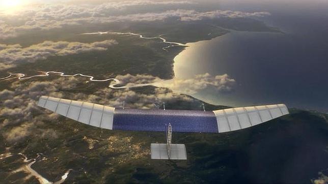 Facebook arma un equipo de especialistas para construir «drones»