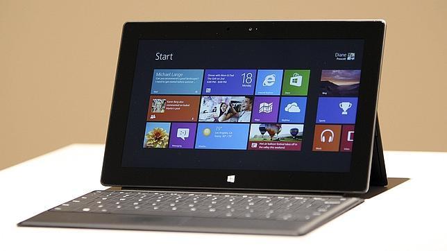 Surface con Windows 8 Pro se empezará a vender el 9 de febrero