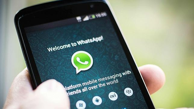Qué asumes cuando aceptas entrar en WhatsApp