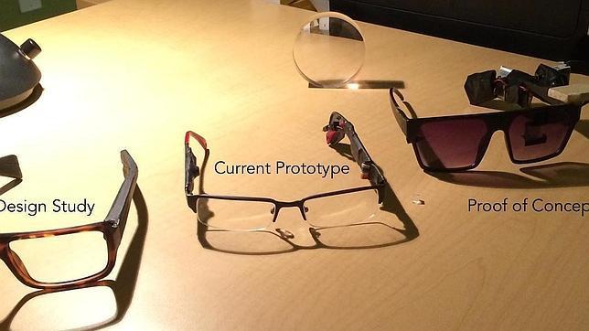 Icis, otras gafas inteligentes pero a la moda