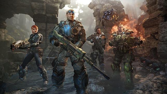 «Gears of War: Judgment» llega a España junto con nuevos packs de Xbox