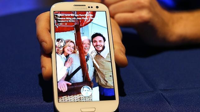 Facebook Home llega a las 500.000 descargas en Google Play