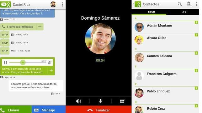 Libon, competencia para Viber y Skype