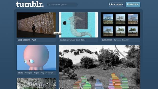 Tumblr incorpora anuncios en su versión móvil
