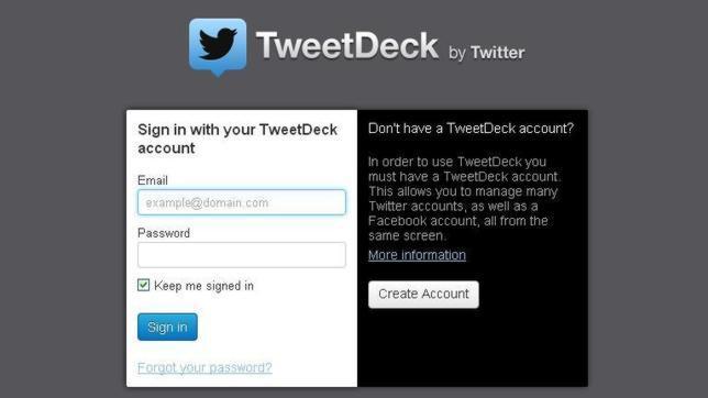 TweetDeck desaparecerá para Android e iPhone el próximo 7 de mayo
