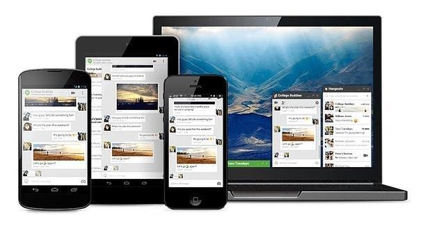 Google Hangouts: a partir de ahora podrás combinar SMS y chats en Android